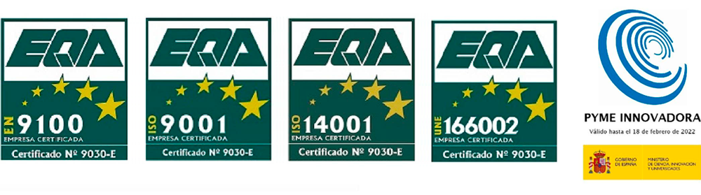 Certificaciones Europrecis